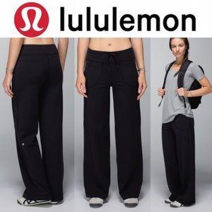 Lululemon Still Pant (Regular) Black 4